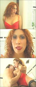 Trannie Triangle - Lady Rox - Fausto Moreno