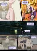 Trouble in Genjutsu World Naruto parody by Voidy