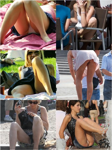 Upskirt Picture Set Of Sexy Girls