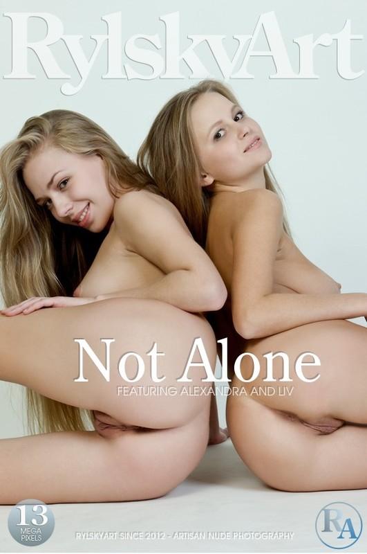 RylskyArt:  Alexandra & Liv - Not Alone