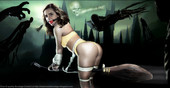 HARRY POTTER – BONDAGE ARTWORK COLLECTION (14.09 – ADDED 8 PICS)