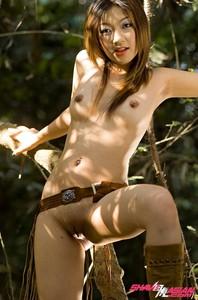 ShaveAsian Nude Pics - Elise Wu