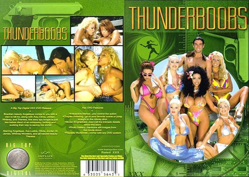 Thunder Boobs   Angelique, Ava Lustra,  Whitney Wonders Wonders