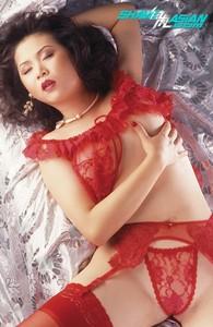 SA 125 - Emily Chow ShaveAsian Nude Model