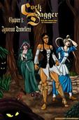 Updated futanari comic Transmorpher DDS - Cock and Dagger - Ongoing