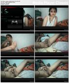 Minah Indon Lancap Skype