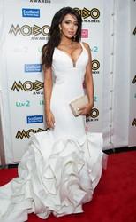 Chloe Khan at Mobo Awards 2016 4