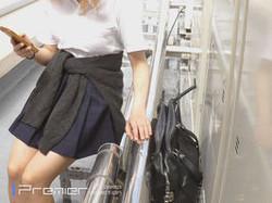 seiptu026 パンツを売る女 Vol.23制服女子変態ざんまい 前編