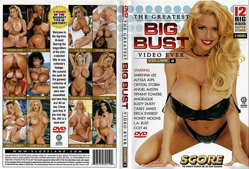 The Greatest Big Bust Video Ever #2   Sarenna Lee, Tiffany Towers