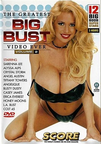 The Greatest Big Bust Video Ever #2 – Sarenna Lee, Tiffany Towers