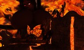 Sexy demon futanari comic by Roseuslupus