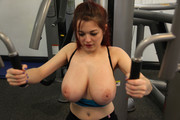 Tessa Fowler - Diary Day Morning Workout - Set 2