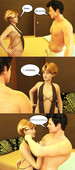 Expansion 3d comic by TroubleTro - Pink Benefits ch 1-8